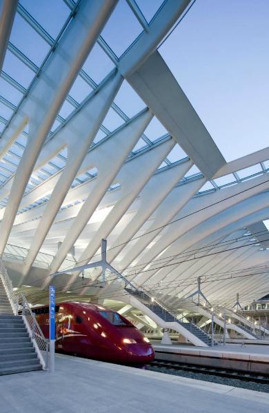 Stazione ferroviaria di liegi
