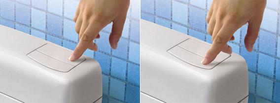 Cassetta wc esterna doppio scarico termosifoni in ghisa - Cassetta scarico wc esterna montaggio ...
