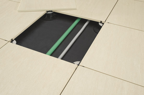 Æxtra pavimenti a secco per esterni