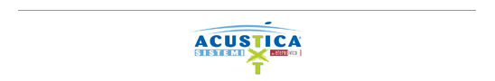 Acustica TXT, l'innovativa gamma di isolanti acustici