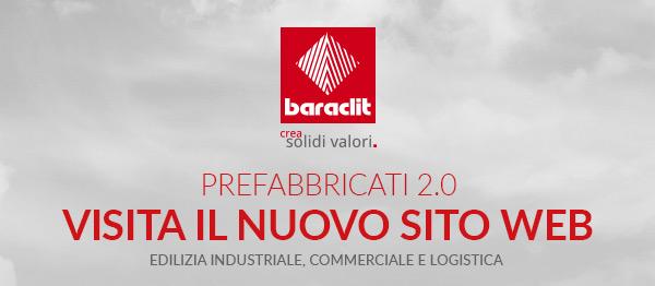 Baraclit - Prefabbricati 2.0 - Visita il nuovo sito web