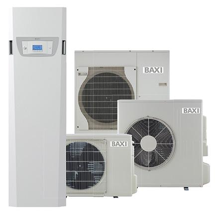 BAXI pompa di calore PBS-i FS Slim