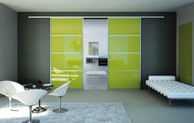 Pareti soggiorno verde acido parete soggiorno verde acido - Cucina verde acido ...
