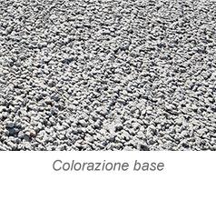 DrainBeton - Colorazione base
