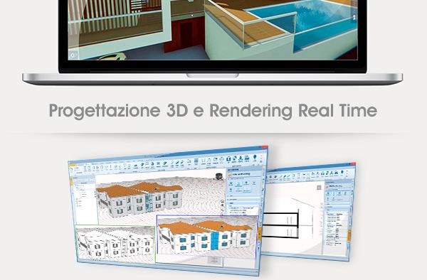 Progettazione 3D e Rendering Real Time
