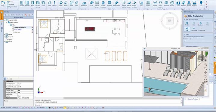 Blumatica BIM - Progettazione 3D e Rendering Real Time