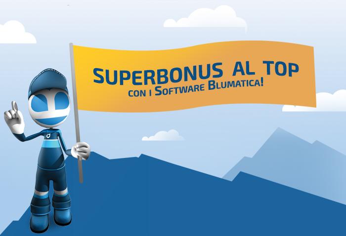 Superbonus al Top con i Software Blumatica
