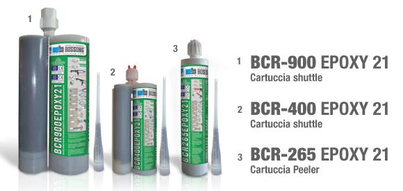 CERTIFICAZIONE SISMICA C2 PER BOSSONG BCR EPOXY 21