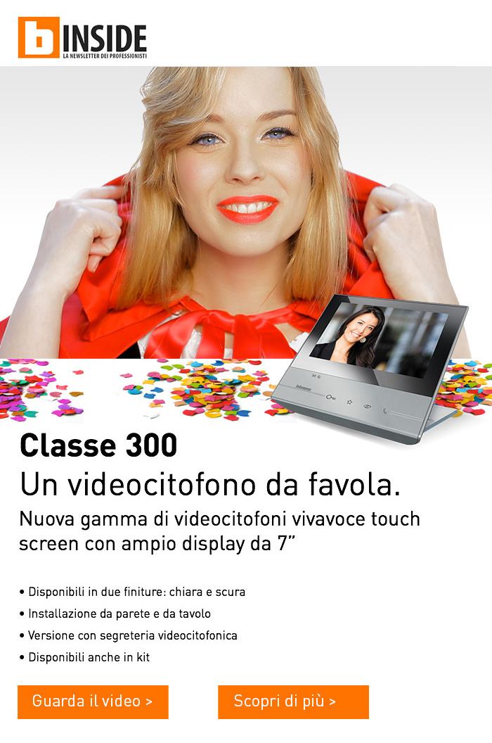Classe 300 Videocitofono da favola by Bticino