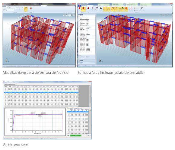 ANDILWall 3: Software di calcolo di edifici in muratura