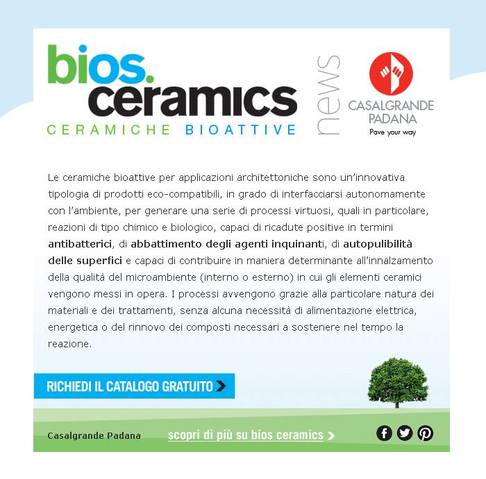 Bios Ceramics Ceramiche Bioattive
