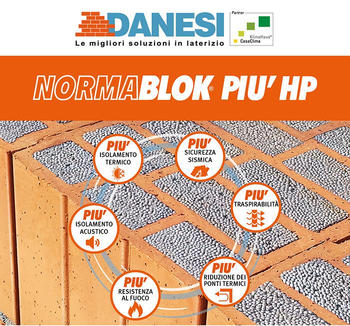 Danesi - NormaBlok Più HP