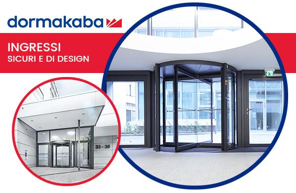 Dormakaba - Ingressi sicuri e di design