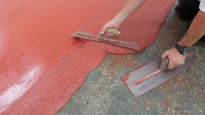 Sistema Durafloor 6.12 - Ideale per realizzazione di pavimentazioni industriali