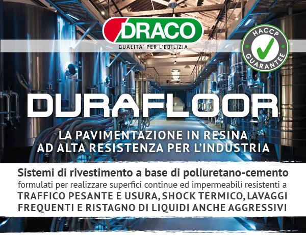 Draco - La pavimentazione in resina ad alta resistenza per l'industria