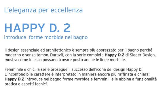 Happy D. 2 - Forme morbide nel bagno