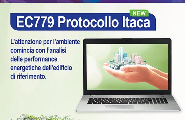 EC779 Protocollo Itaca