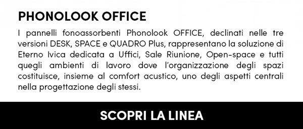 Phonolook Office. Scopri la linea