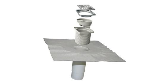 Sistemi ed accessori per le impermeabilizzazioni liquide