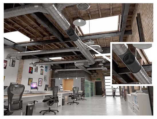 RUMOR BLOCK: aerazione silenziata con le migliori prestazioni di isolamento acustico