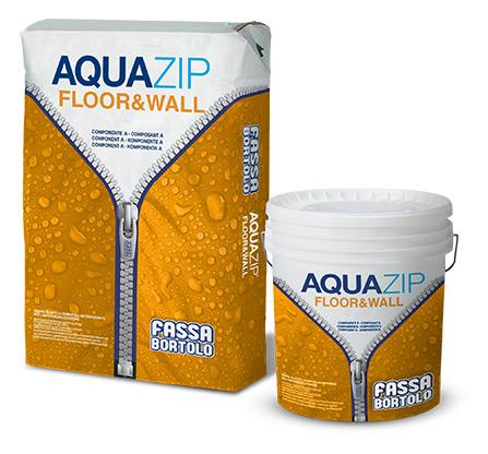 Aquazip Floor&Wall