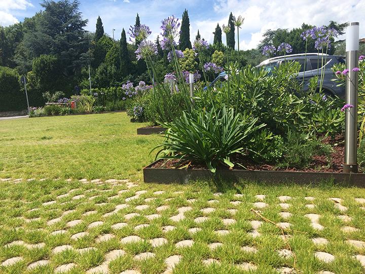 Pavimentazione eco-friendly