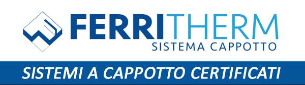 Ferri Therm - Sistemi a cappotto certificati