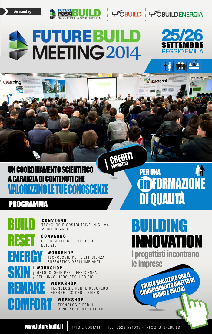 FUTURE BUILD MEETING 2014