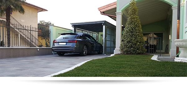 Green Park - Sistemi di parcheggio
