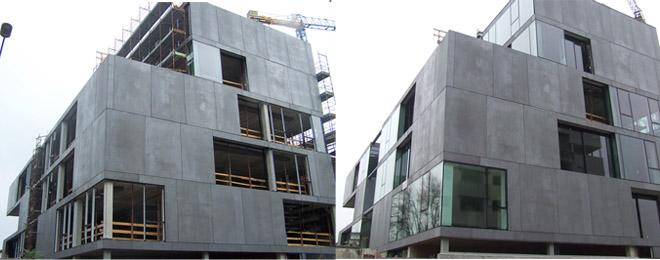 Rivestimenti di facciata ad alto impatto architettonico - Tamponamenti esterni ...