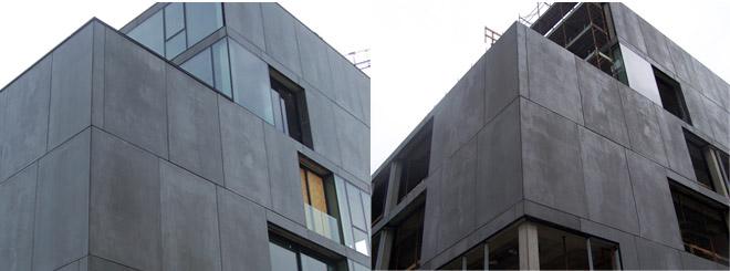 Rivestimenti di facciata ad alto impatto architettonico