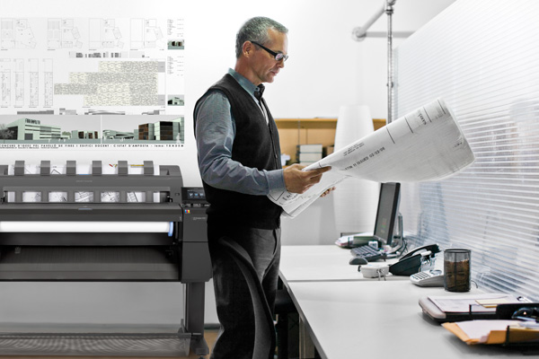 ePrinter HP Designjet T920
