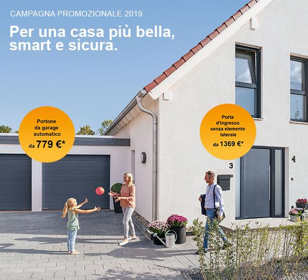 Per una casa più bella, smart e sicura