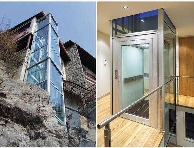 IGV DomusLift - L'ascensorino Made in Italy. Il più venduto all'estero