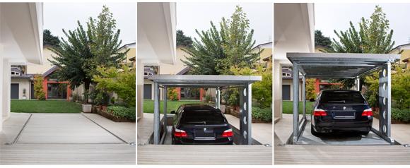 Parcheggi invisibili IdealPark