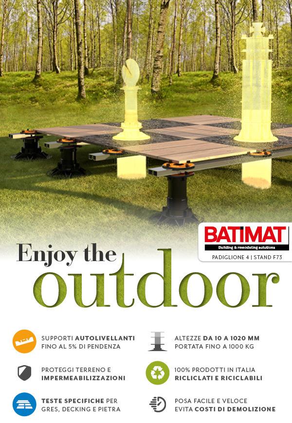Enjoy the outdoor