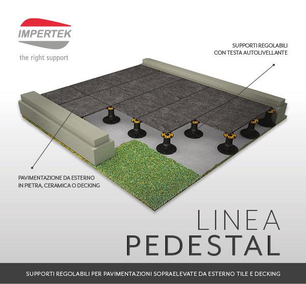 Impertek - Linea Pedestal