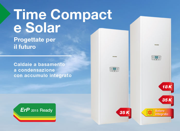 ITALTHERM - Time Compact & Solar