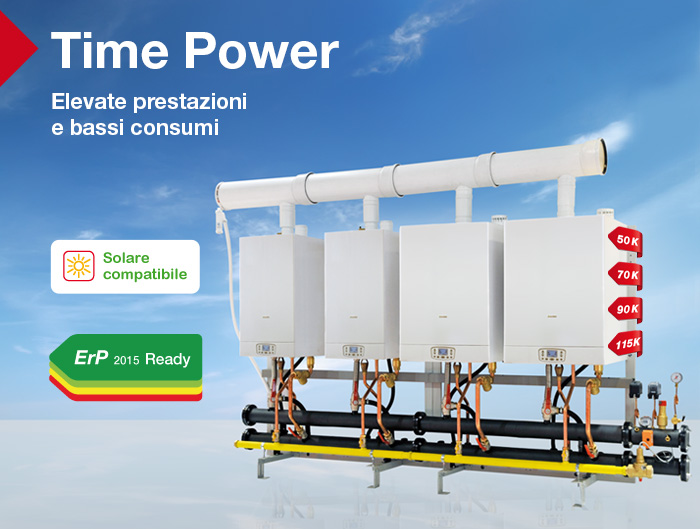 ITALTHERM - Time Power