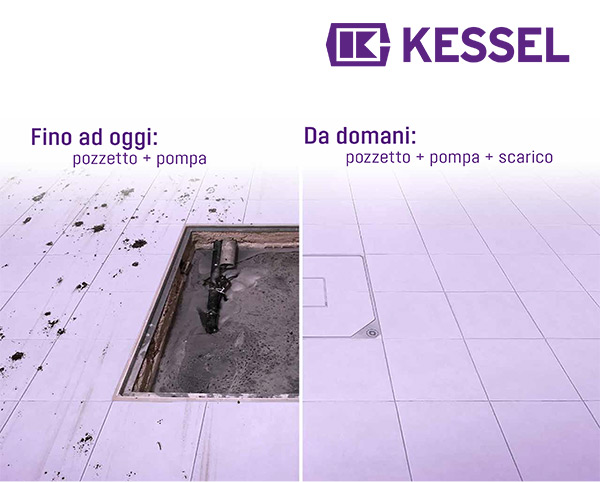 Kessel - Aqualift F Compact