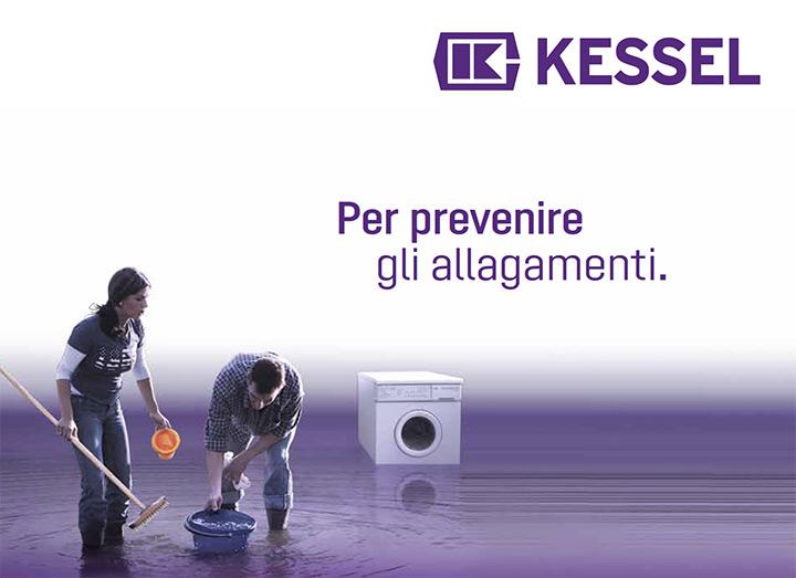 Kessel - Per prevenire gli allagamenti
