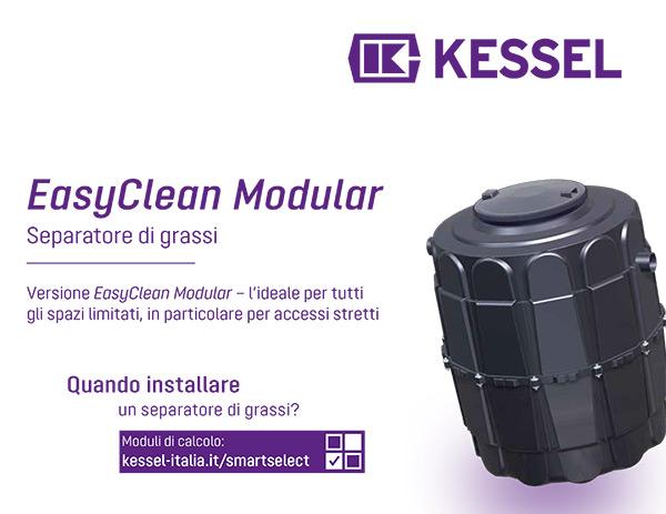 Kessel - EasyClean Modular