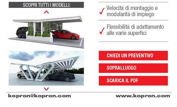 Due posti auto chiavi in mano a partire da 6.200 euro. Scopri tutti i modelli