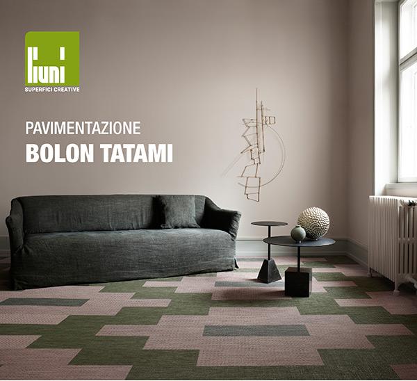 Liuni - Pavimentazione Bolon Tatami