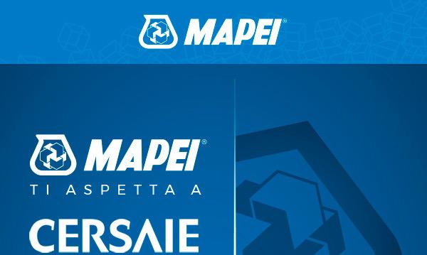Mapei ti aspetta a Cersaie 2018