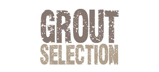 Grout Selection - La fuga per un abbinamento perfetto