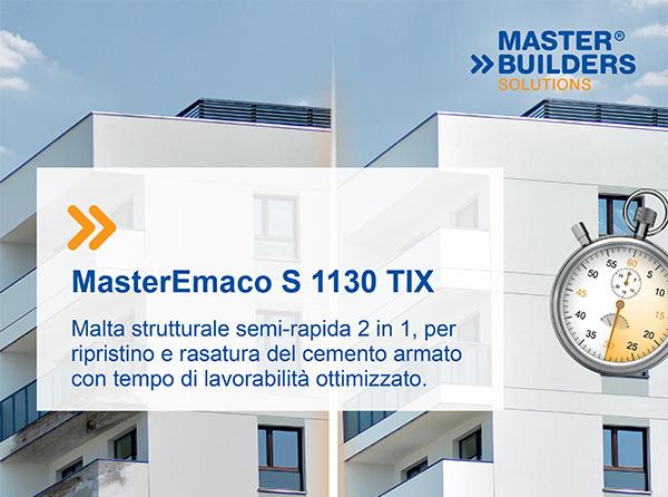 MasterEmaco S 1130 TIX