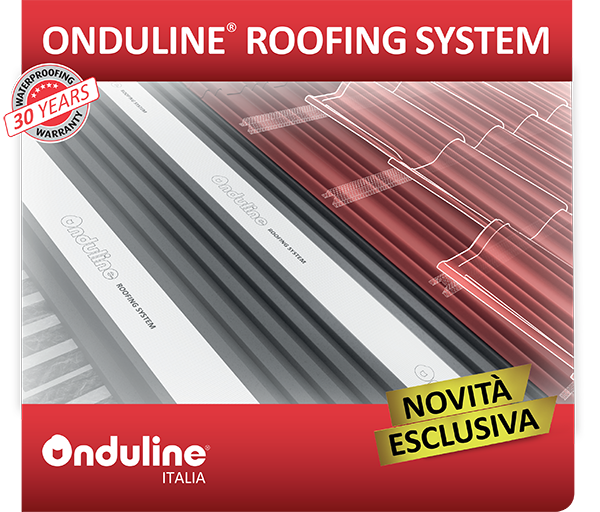 ONDULINE ROOFING SYSTEM