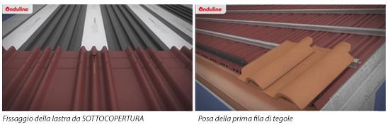 ONDULINE ROOFING SYSTEM, per coperture a falda ad elevate prestazioni