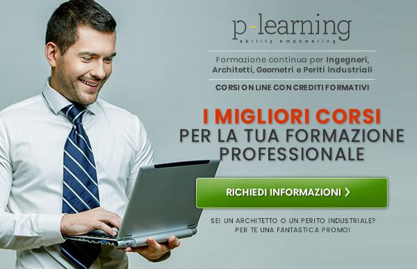 p-learning. I migliori corsi per la tua formazione professionale. Richiedi informazioni